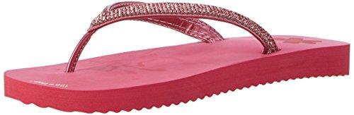 flip*flop Damen Flipglam Zehentrenner Pink (geranium)