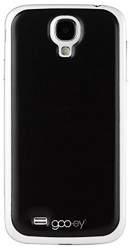 goo.ey - Cover skin per Samsung Galaxy S4, colore: Nero