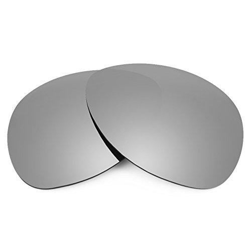3a08e958577 Revant Polarized Replacement Lenses for Oakley Plaintiff Titanium  MirrorShield® - Buy Online in Oman.