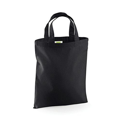 Westrord Mill Mini-Einkaufstasche, 4 l (One Size) (Schwarz) Japan Ltd Mini