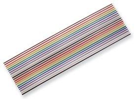 AMPHENOL SPECTRA-STRIP Ribbon Cable, 3C, 6 CORE, 30.5M 135-2607-306 -