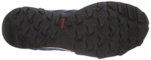 adidas Herren Kanadia 7 Tr Gtx Trekking-& Wanderhalbschuhe Blau (Eqt Blue S16/Core Black/Chalk White)