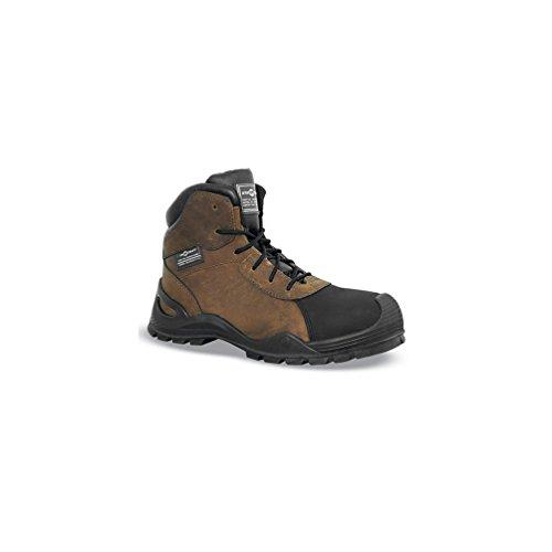 Aimont - Chaussure de sécurité montante EGIS S3 CI SRC - Aimont Marron