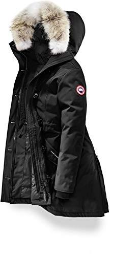 Canada Goose Vestes de tailleur - Rossclair Parka - women - Xs Black