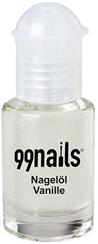 99nails Nagelöl - Vanille, 1er Pack (1 x 6 ml)