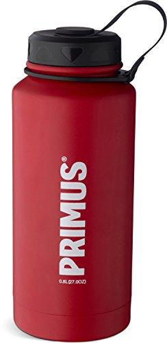 Relags Primus 'Trailbottle Vacuum' Thermoflasche, rot, 0,8L Preisvergleich