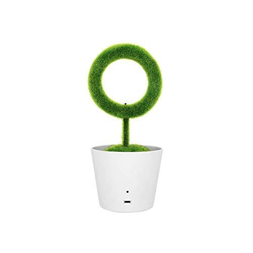 Grüne Pflanze Mit USB-Kabel Fit Home Office Desktop Anion Schöne Simulation Luftreiniger Entfernen Luftschadstoff Allergen Rauch, Dus - Luftreiniger Entfernen Rauch