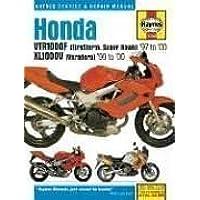 Honda VTR1000 FireStorm and XL1000V Varadero Service and Repair Manual (Haynes Service and Repair Manuals)