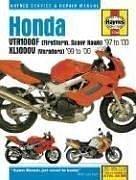 Honda VTR1000 FireStorm and XL1000V Varadero Service and Repair Manual (Haynes Service...