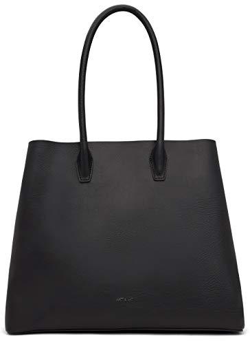 Matt & Nat Dwell Krista Handtasche schwarz - Nat Handtaschen Matt