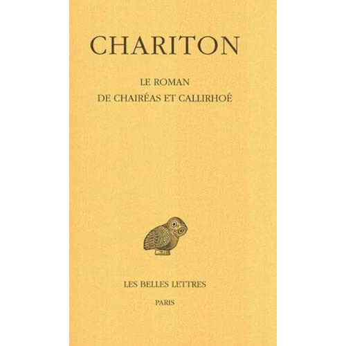 Le Roman de Chaireas et Callirhoé