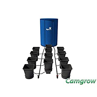 AutoPot XL - 1 to 48 Complete pot Kits Automatic Self Watering Systems 25L Pots (Autopot XL - 12)