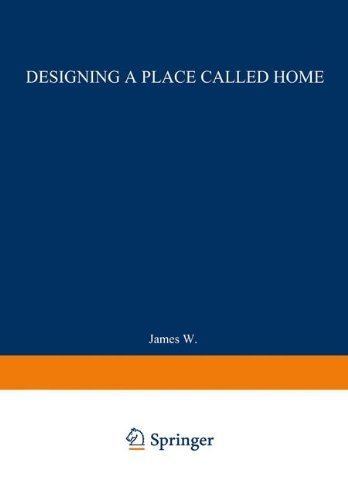 Designing a Place Called Home: Reordering the Suburbs by James Wentling (1994-11-24)