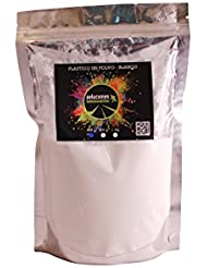 Plastico en polvo blanco - Capacidad - 250 grs, Color - Blanco