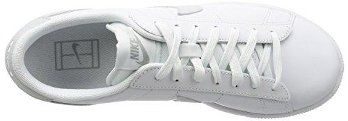 Nike Classic Cs, Scarpe da Tennis Uomo Multicolore (White/Pure Platinum)