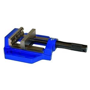 Röhm 7196tipo 729–60BSH cast metal Small Light drill-press morsa per trapano piccola, 100mm larghezza ganasce, 170mm Lunghezza