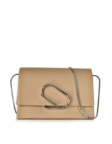 31-phillip-lim-womens-as16a038lupfawn-beige-leather-clutch