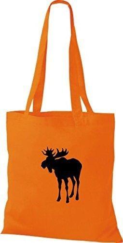 9d8b09e359 Shirtstown, Borsa a mano donna Arancione arancione ...