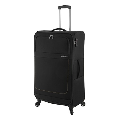 American Tourister Reisetrolley Trainy 80cm (onyx black) (American Airlines Taschen)