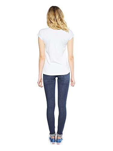 Colorado Denim Fran, T-Shirt Femme Blau (blau 6085)