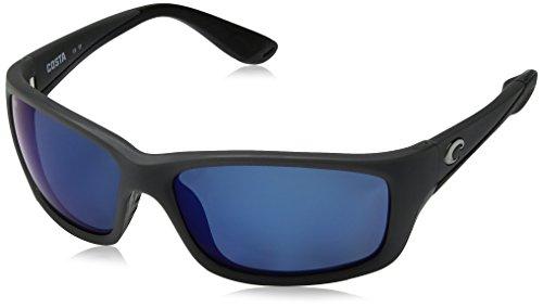 e79a204986b Costa Del Mar New Jo 98 Jose matt grau rechteckig Sonnenbrille für Herren