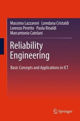reliability-engineering-by-author-massimo-lazzaroni-published-on-september-2011