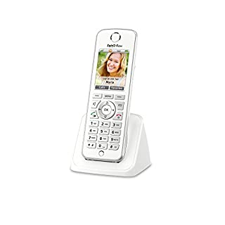 AVM Fritz!fon C4 Bar (Hands Free Functionality, IP Phone:IP enabled, Low Radiation)