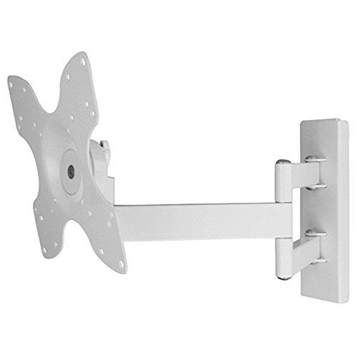'DQ Rotate Triple L Bianco supporto da parete per tv-Confezione