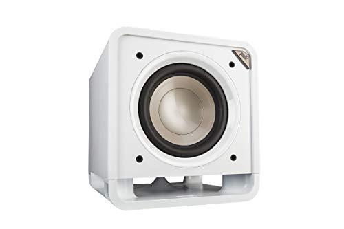 Polk Audio HTS SUB 10 Aktivsubwoofer weiß (Polk Audio Subwoofer)