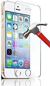 itronik® 9H Hartglas / Panzerglas für Apple iPhone 5 5S 5SE 5C / Bildschirmschutzglas / Bildschirm Schutz Folie / Schutzglas / Echte Glas / Verb&englas / Glasfolie
