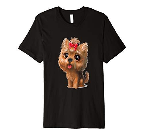 Niedlichen kleinen Welpe Kinder Tierliebhaber T-shirt