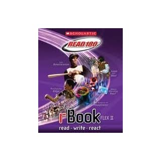 Scholastic Read 180 rBook Flex 2 II Read Write React Student Edition Enterprise by Scholastic (2010-01-01)