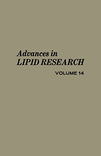Advances in Lipid Research (ISSN) (English Edition)