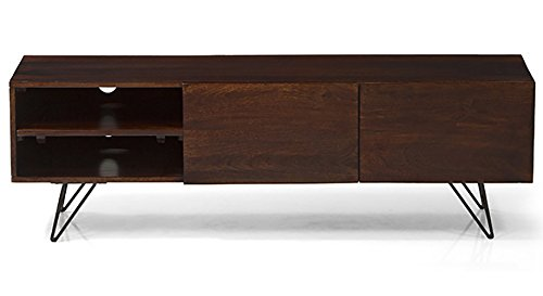 Urban Ladder Dyson TV Unit (Walnut)
