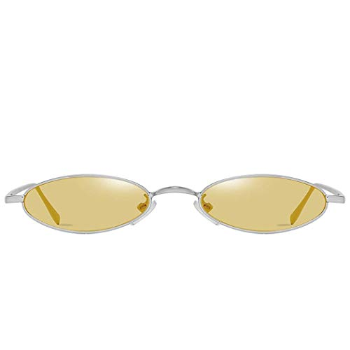 Yuany Sonnenbrille Net Rote Brille Sonnenbrille Weibliche Koreanische Version Der Flut Ins Retro Persönlichkeit Kleines rundes Gesicht Street Shot Männlich