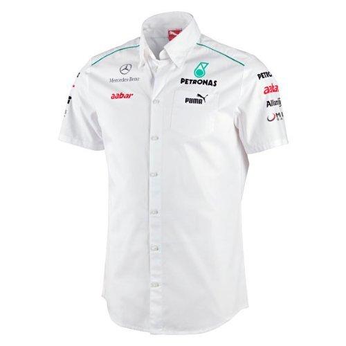 mercedes-amg-petronas-team-shirt-hemd-men-weiss-formel1-team-hamilton-rosberg-m
