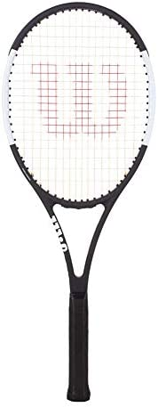 Wilson Unisex Adult Pro Staff 97 Countervail Tennis Racket - Multi-Color, GRIP 2