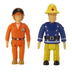 feuerwehrmann sam tom thomas Der Satz von Feuerwehrmann Und Tom Thomas Sam von 2 Spiel-Satz bemalt Spielzeug [Spielzeug]