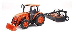 New Ray - Tractor Kubota M5-111 B/O + Pala de Disco 1/18 ° - 33053 SS