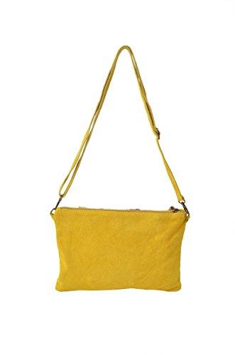 Ateliers Florentins, Borsa a tracolla donna giallo