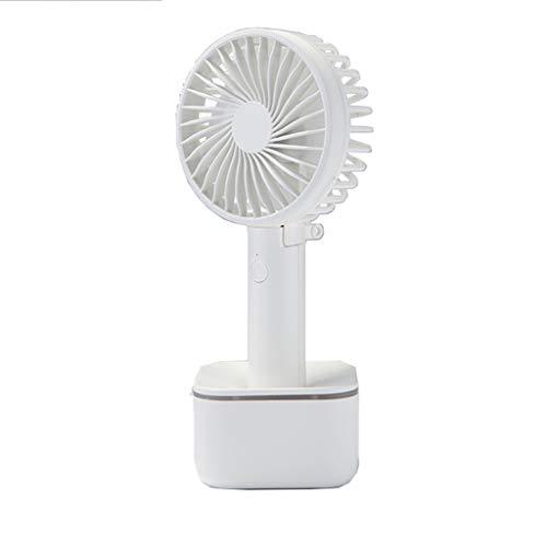 Mini ventilatore da dormitorio per dormitori ricaricabile con ventosa ultraresistente con portatile portatile