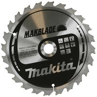 Makita B-08137 Csc14018C 1.50 mm TCT Saw Blade - Multi-Colour