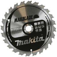 Makita B-08137 Csc14018C 1.50 mm TCT Saw Blade - Multi-Colour