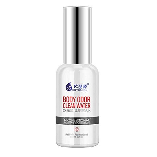 MXECO 50ML buen olor Antitranspirante Desodorante