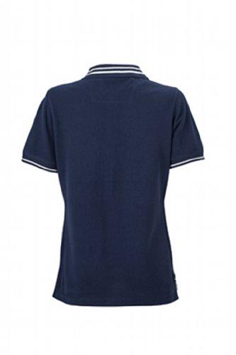 James & Nicholson - Poloshirt Ladies' Lifestyle, Polo Donna Azul