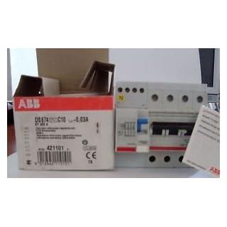 ds674C1030MA Fehlerstromschutzschalter LS–ABB SACE S.P.A. Ey 2628