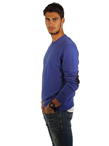 Woolrich - Pull - Homme Bleu roi