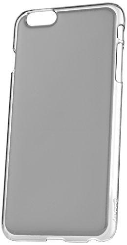 goo.ey - Étui coque mains libres pour téléphone portable Apple iPhone 6 / 6S Plus - (Transparent) Gris