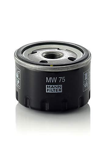 Original MANN-FILTER Ölfilter MW 75 – Für Motorräder