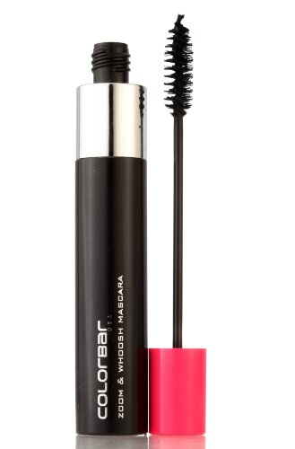 Colorbar Zoom and Whoosh mascara, Black Sin